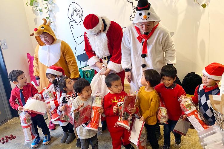 ままぱぱも一緒に!世田谷百貨店の貸切キッズパーティー『クリスマス編』