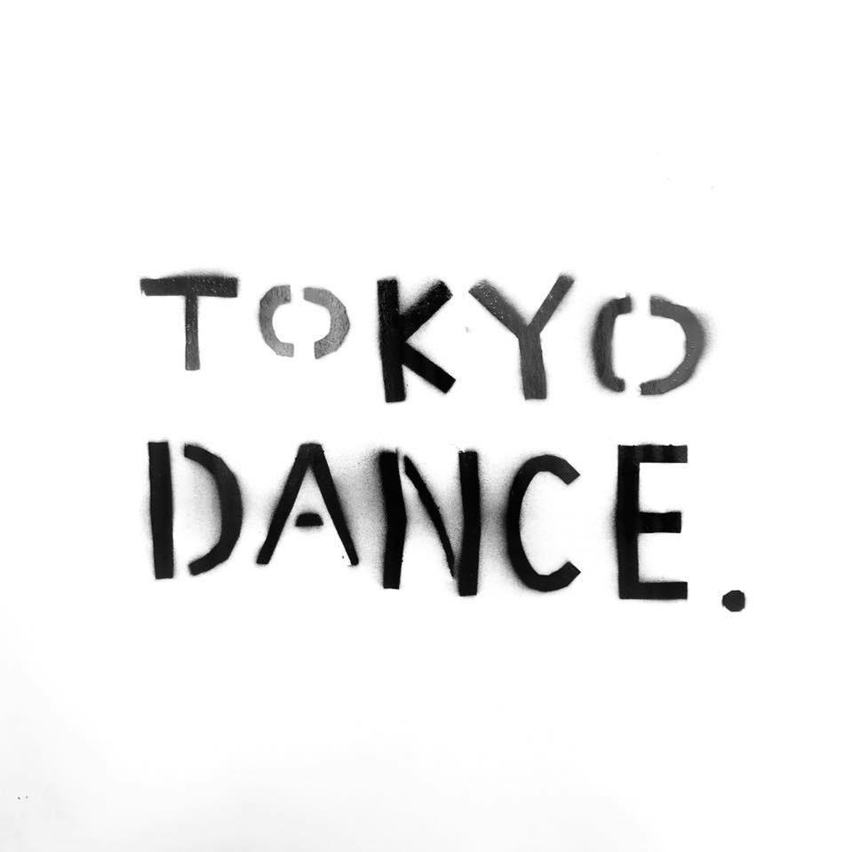 2018/12/15-12/16 TOKYO DANCE. ポップアップ